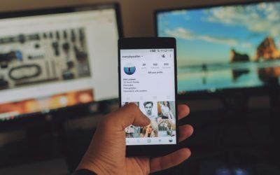Já tenho instagram, porque eu preciso ter um site?